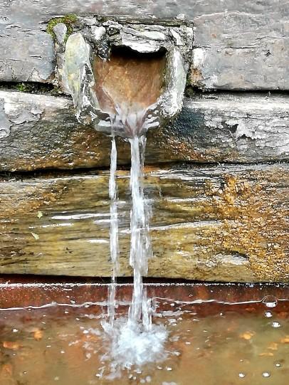 Agua...